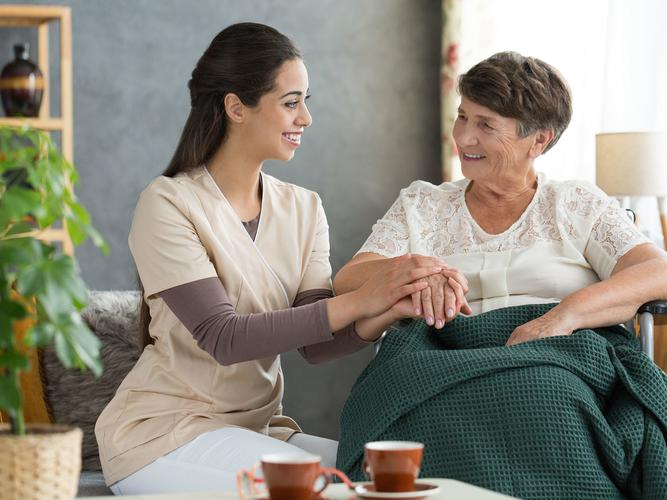 Respite, and the lack of it for older Australians and their carers is a hot topic at the moment (Source: Shutterstock)