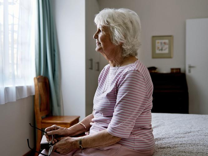 A discussion paper about elder abuse includes a number of recommendations designed to help preserve and protect the rights of older Australians (Source: Shutterstock)