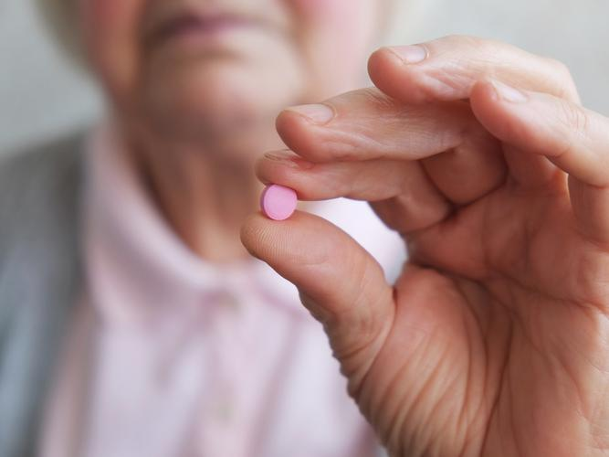 Aged care peak body says 'highlighting that appropriate medication is a key element of high quality aged care' (Source: Shutterstock)​