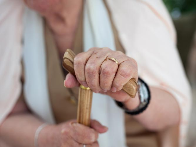 A new online test for frailty could see older Australians live longer healthier lives (Source: Shutterstock)