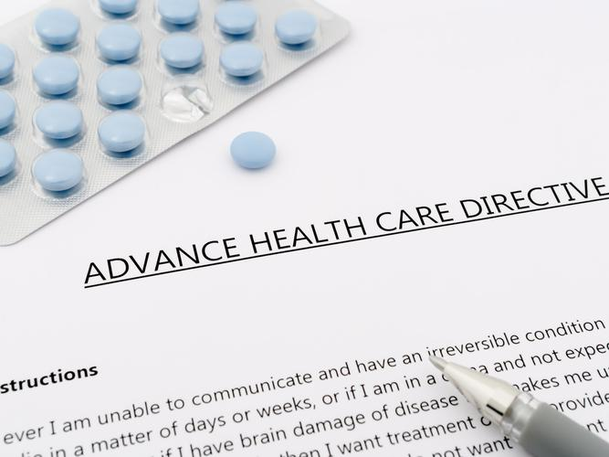 MedicAlert can help with your advanced care directive (Source: Shutterstock)