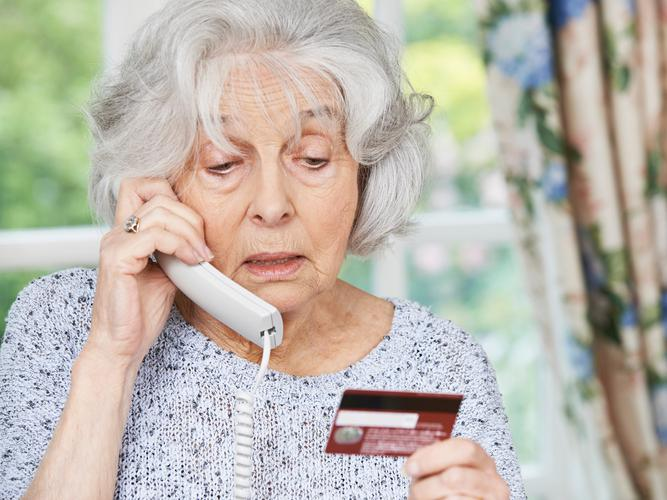 Australians aged over 65 most at risk of latest scam (Source: Shutterstock)