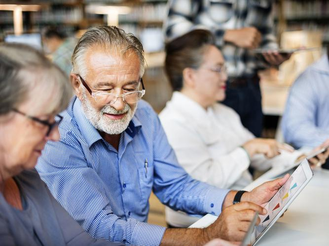 Older South Australians want to be more involved in the design and delivery of products and services that impact them (Source: Shutterstock)