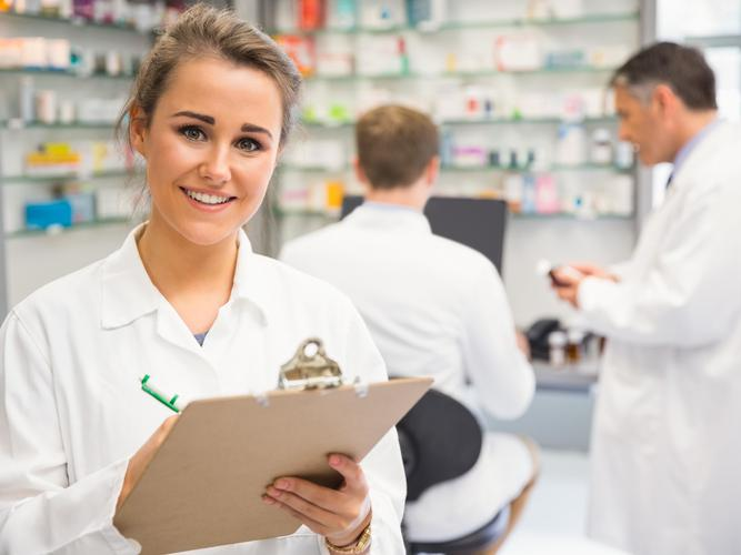 The free course explores the important role of community pharmacists [Source: Shutterstock]