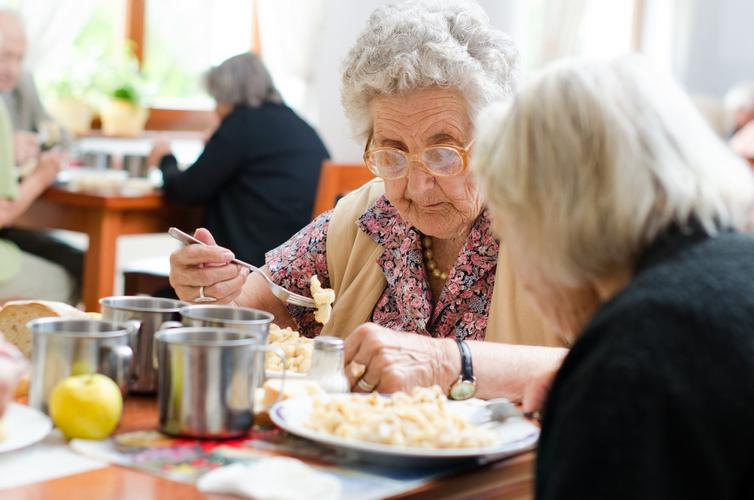 Some residents were reportedly disengaged during mealtimes before the Eldercare Breakfast Program Initiative was introduced.