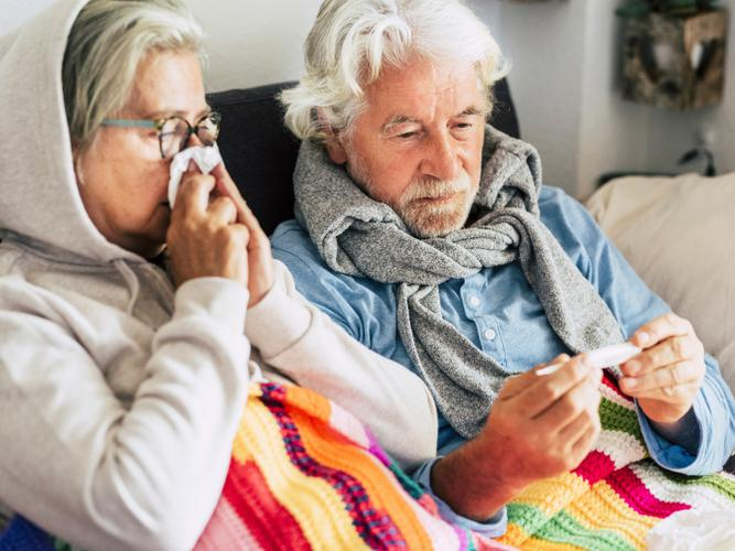 Minister for Aged Care and Senior Australians, Richard Colbeck, says the measures and funding now in place will protect residents, staff and their families. [Source: Shutterstock]