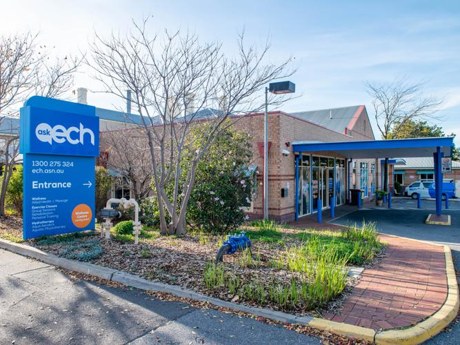 ECH hopes that the new Wellness Centre will support older South Australians to remain living independently and confidently in their own homes for longer. [Source: Supplied]