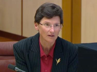 Commissioner of the Aged Care Quality and Safety Commission, Janet Anderson PSM, has told aged care providers her expectations of service delivery during COVID-19. [Source: Senate Estimates Committee]
