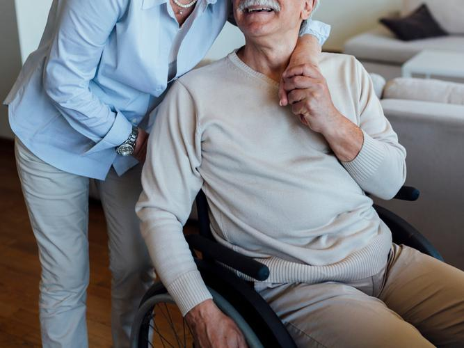 The Disability Support Pension and Carer Payment will increase by $8.40 a fortnight. [Source: iStock]