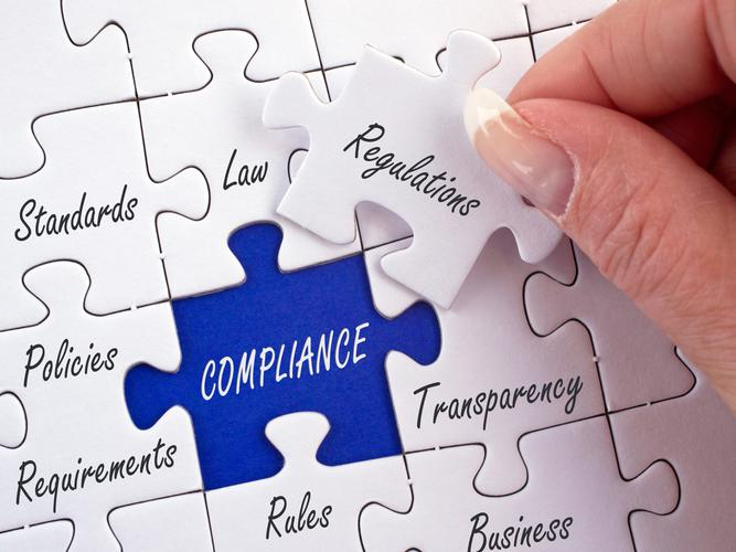 Trust, transparency and accountability is important groundwork to enable a compliance program to perform at its best.​​ [Source: Shutterstock].