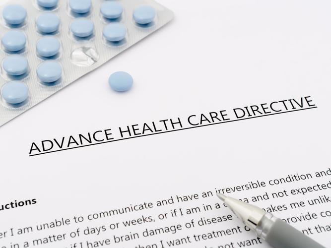 Without an Advance Care Directive, Advance Care Planning Australia says they will always be confusion for aged care staff, families and health care providers. [Source: Shutterstock]