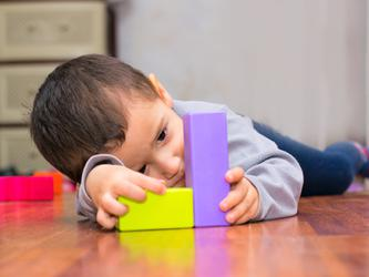 An edit to the NDIS website excluded majority of autistic children from automatic eligibility to early intervention and the support they need [Source: Shutterstock]