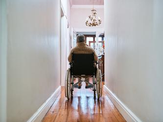 A quarter of the 3,175 issues identified by volunteer Community Visitors in disability group homes this year, related to the appropriateness of the residential environment. [Source: iStock]