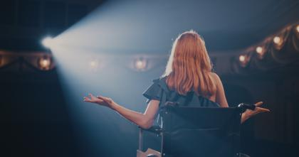 Theatre can offer a new challenge and career path to those living with disability (Source: Shutterstock)
