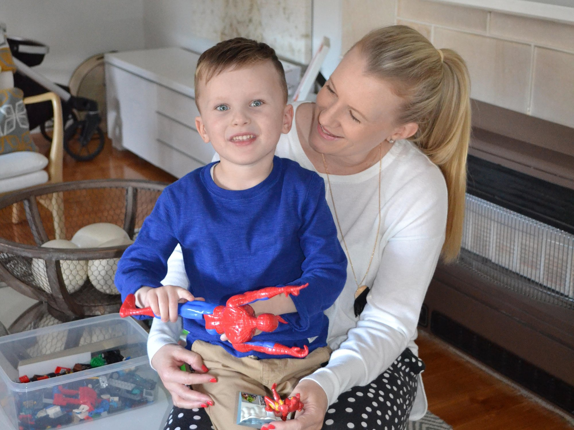 The roller coaster of an autism diagnosis - Harry's story