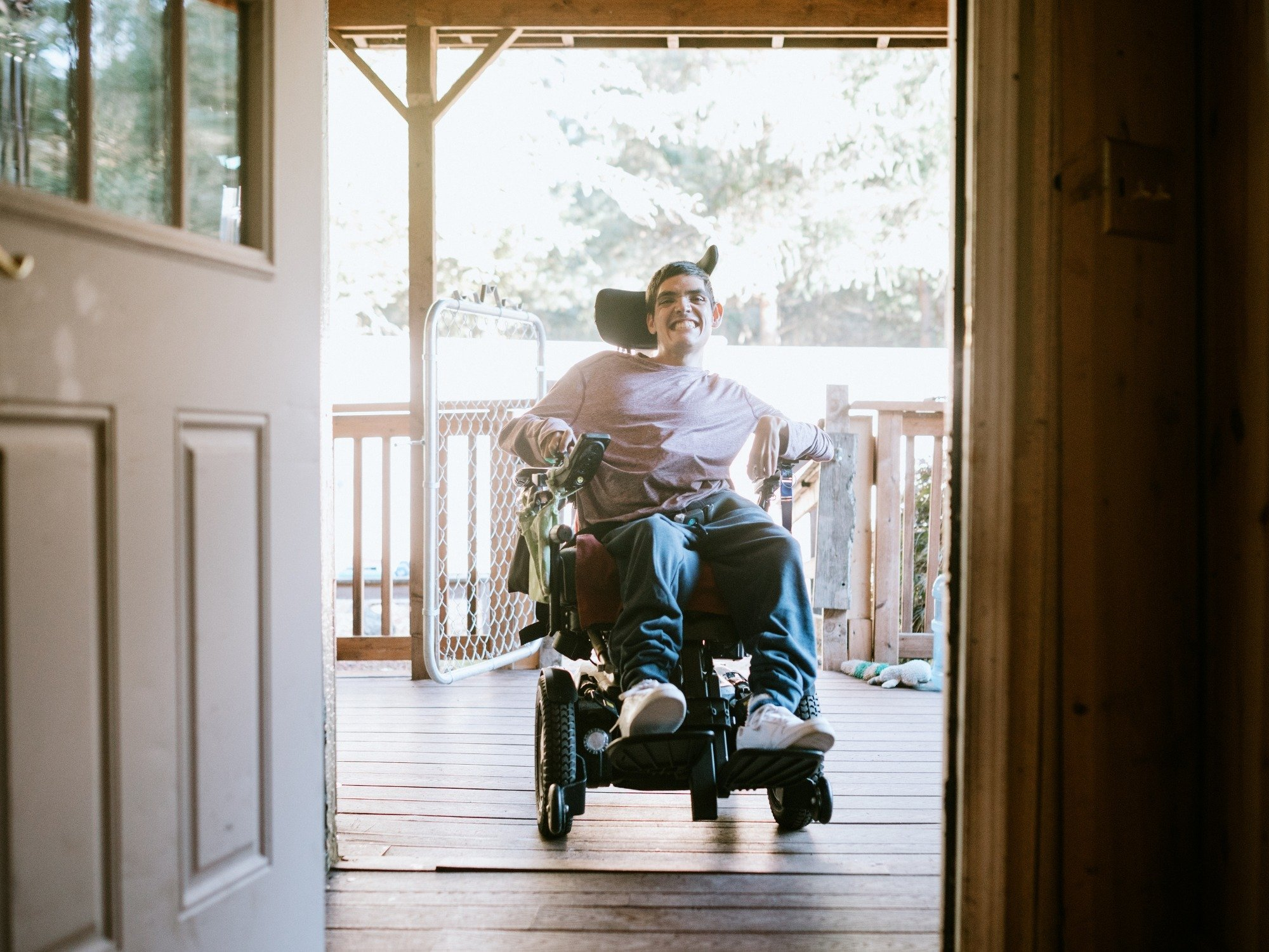 Finding an accessible house in Australia