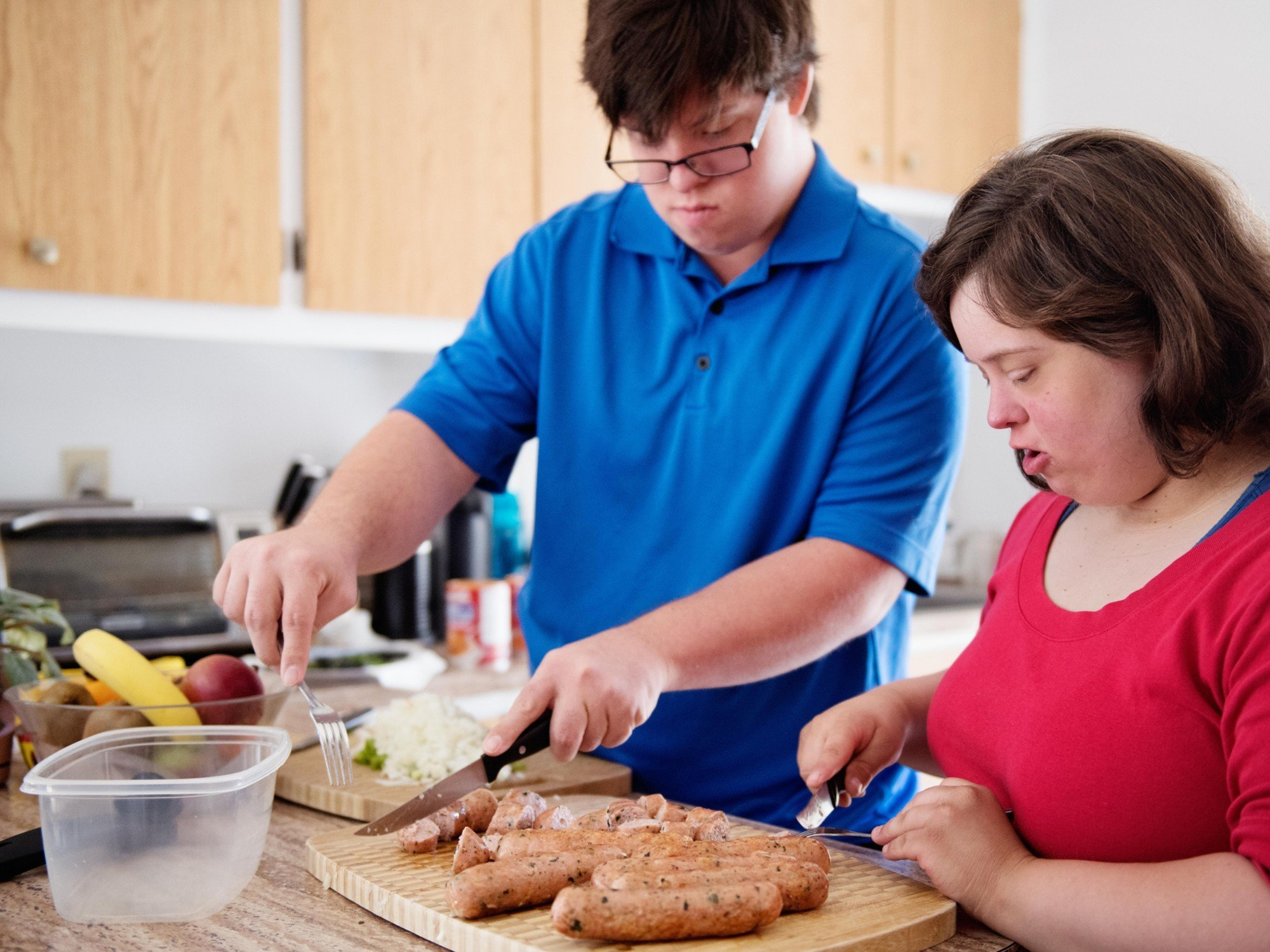 Diet and nutrition support through the NDIS