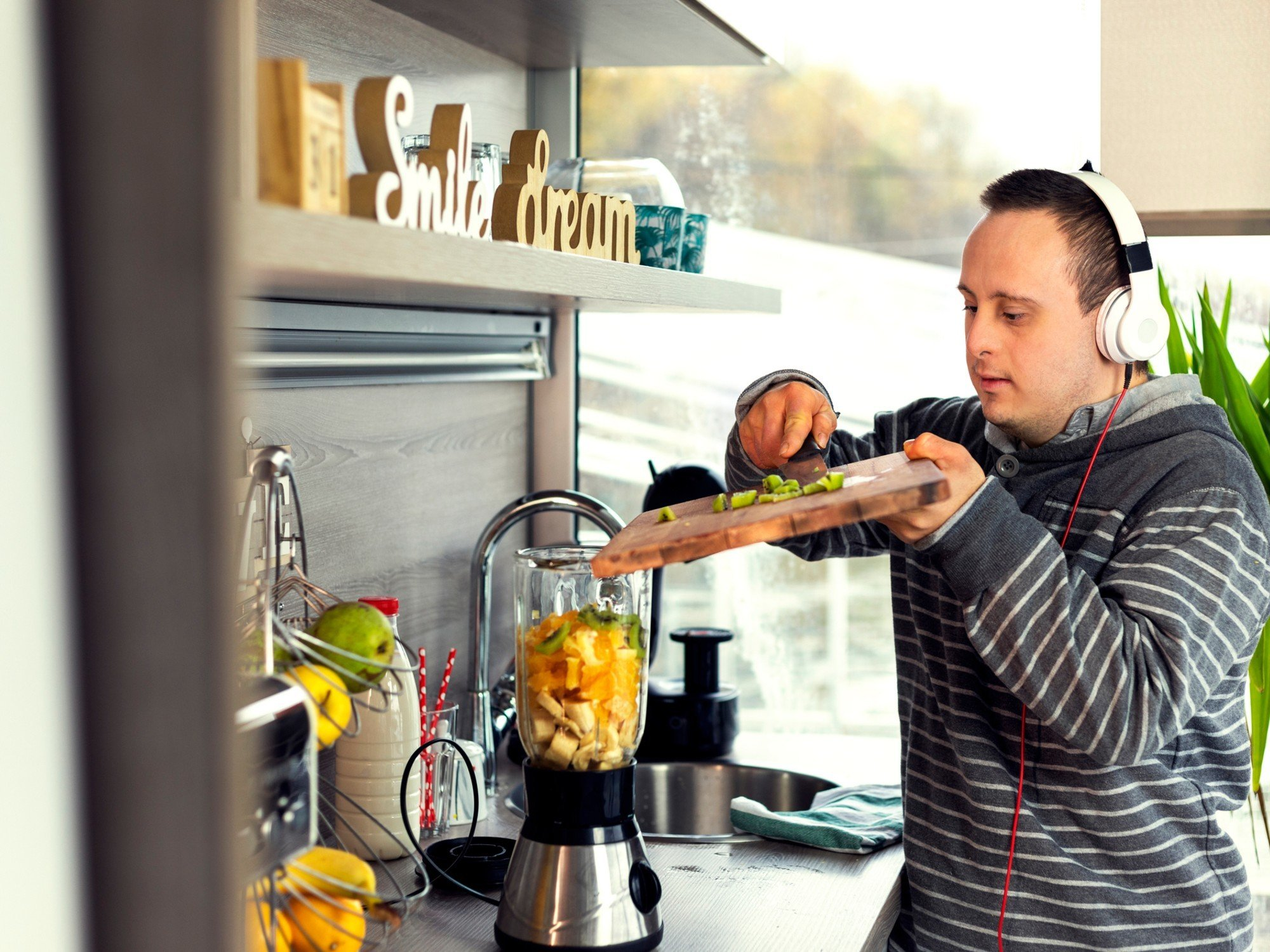 Top healthy eating tips for people with disability